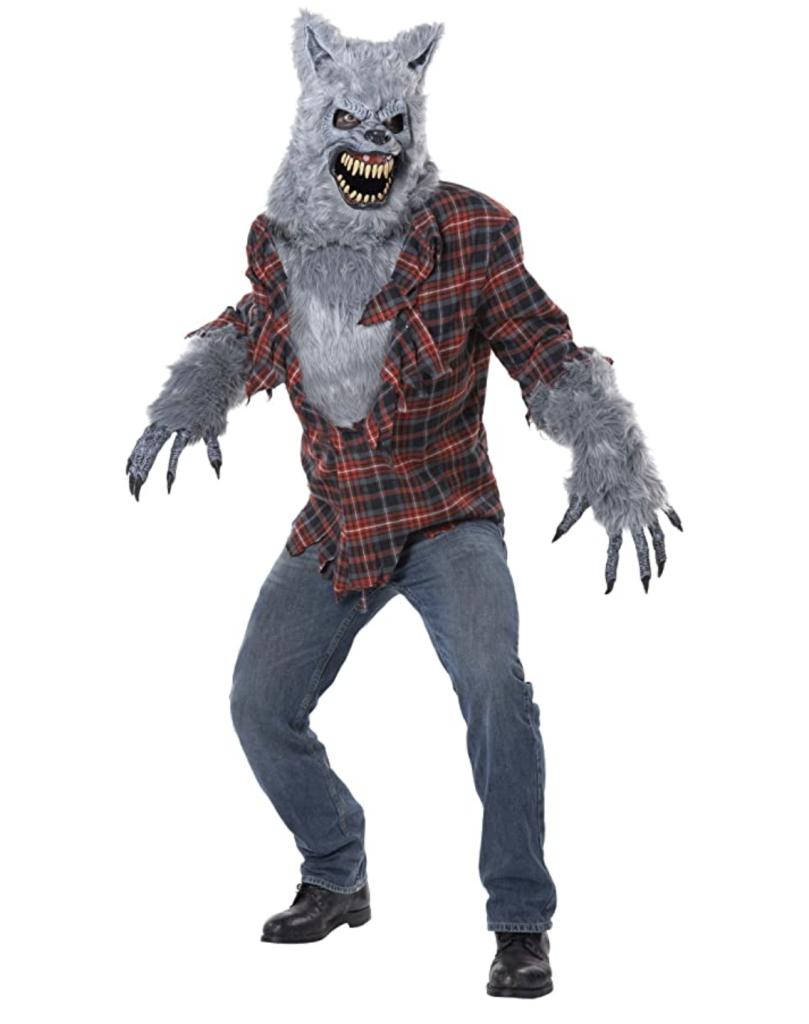 Men's Werewolf Halloween Costume