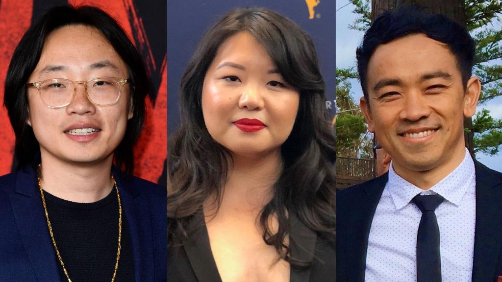 Jimmy O. Yang, Jessica Gao, Ken Cheng
