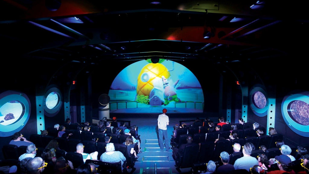 Howie Mandel and his Alvey Productions are introducing a new cinema system with the ability to bring live and interactive content to theaters in real