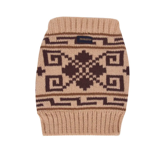 Pendleton The Big Lebarkski Dog Sweater
