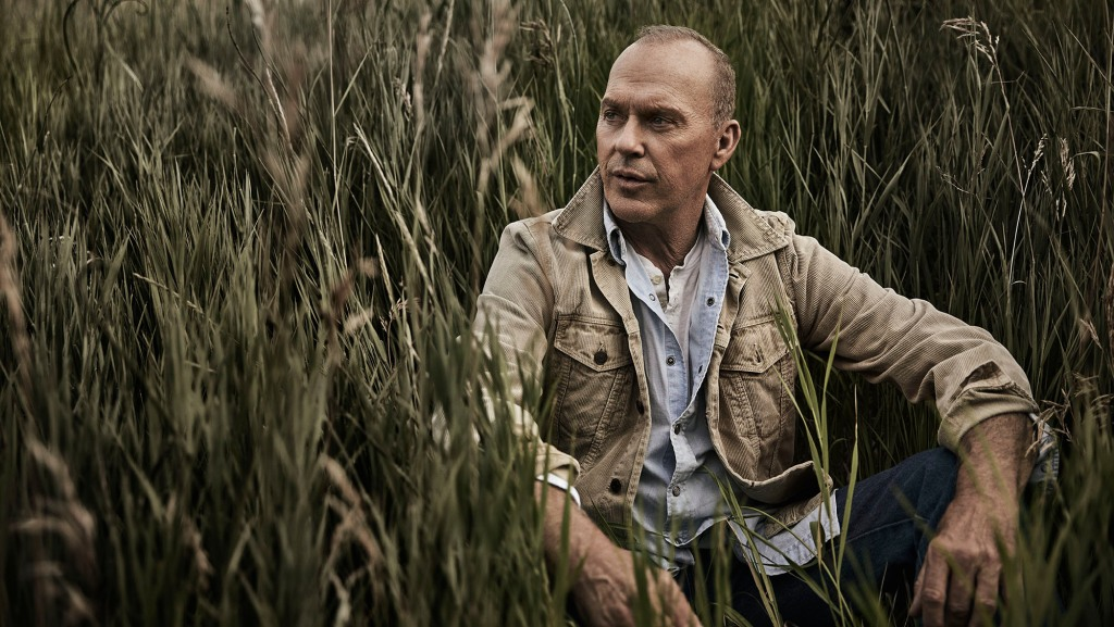 MichaelKeaton Photographed by Victoria Will