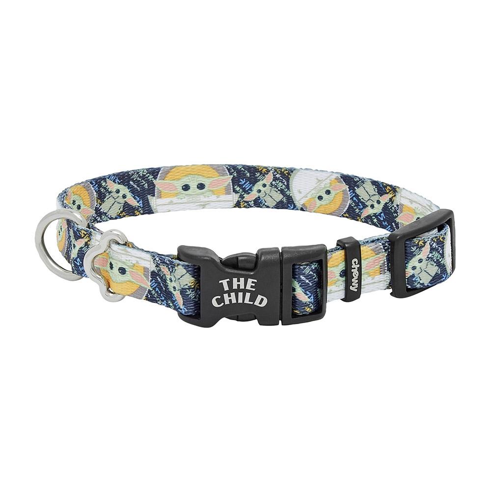 Star wars mandalorian dog collar