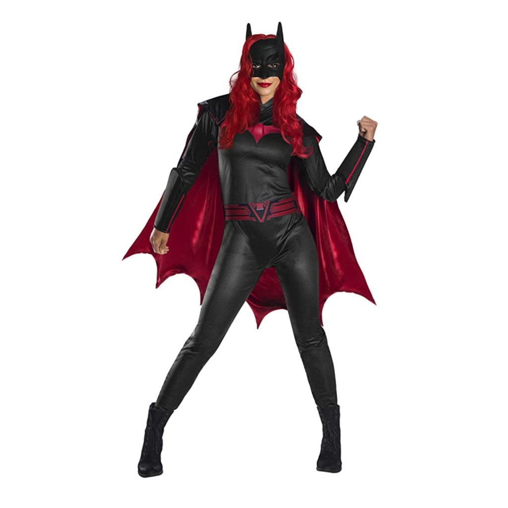 Women's Batwoman Halloween Costume