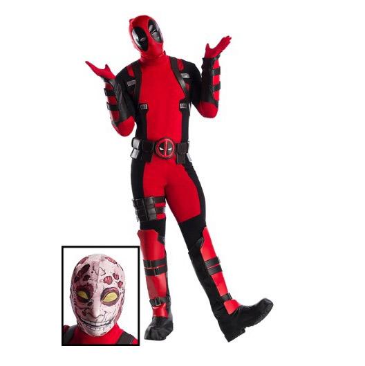 Men's Deadpool Costume