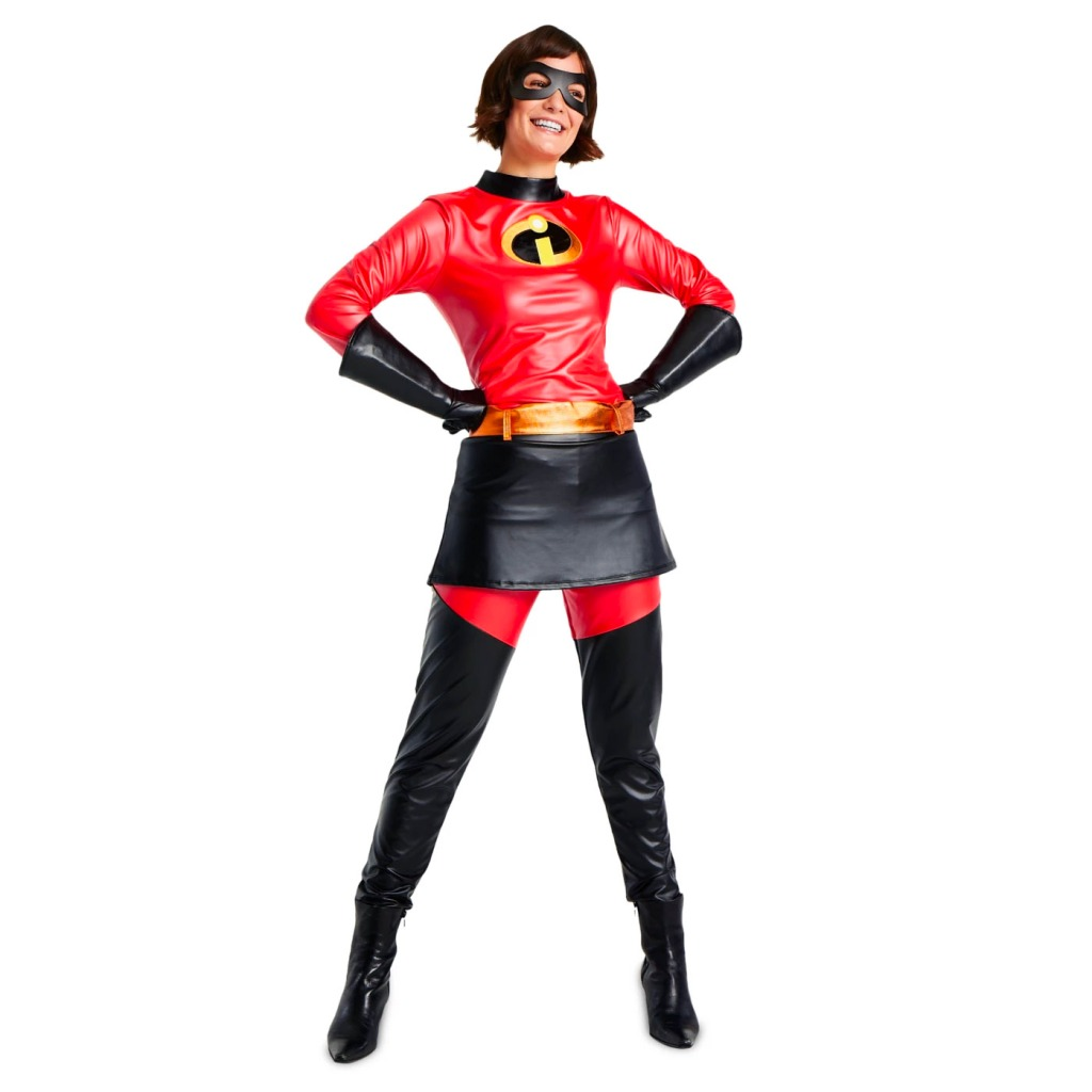Mrs. Incredible Halloween Costume