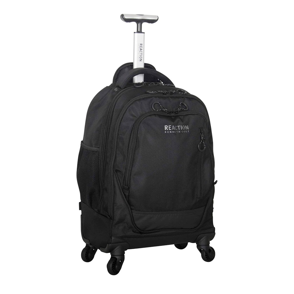 Kenneth Cole Reaction 4-Wheel Laptop Backpack
