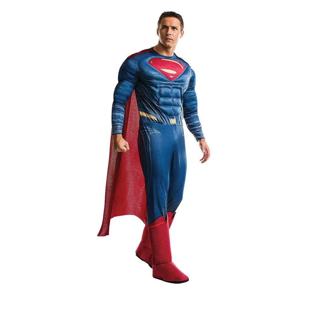 Men's Superman Halloween Costume