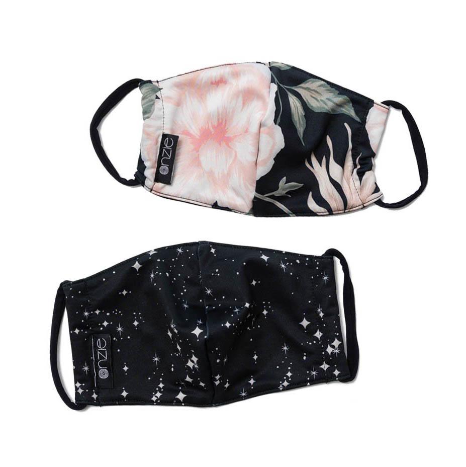 Onzie Mindful Masks Starry Night/First Bloom Set