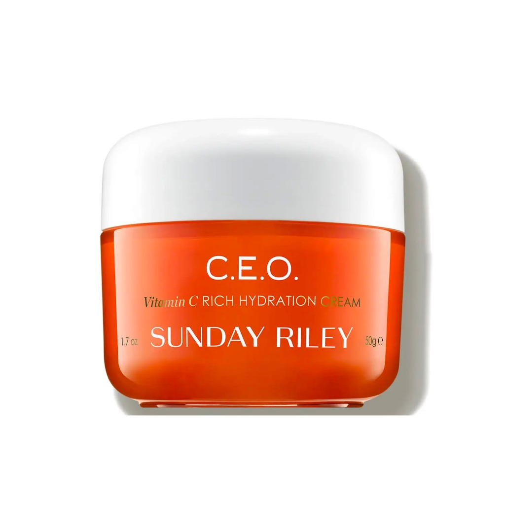 Sunday Riley CEO Vitamin Rich Hydration Cream