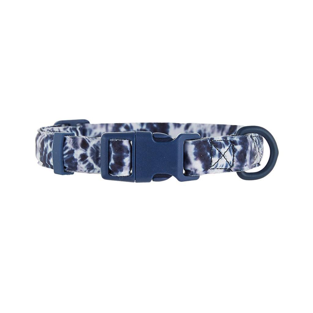 Top Paw Blue Tie Dye Collar
