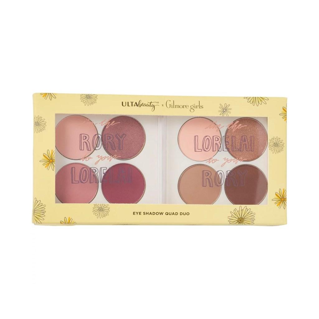 Ulta Beauty x Gilmore Girls Eye Shadow Palette