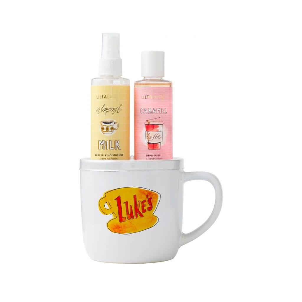 Ulta Beauty x Gilmore Girls Luke's Diner Set