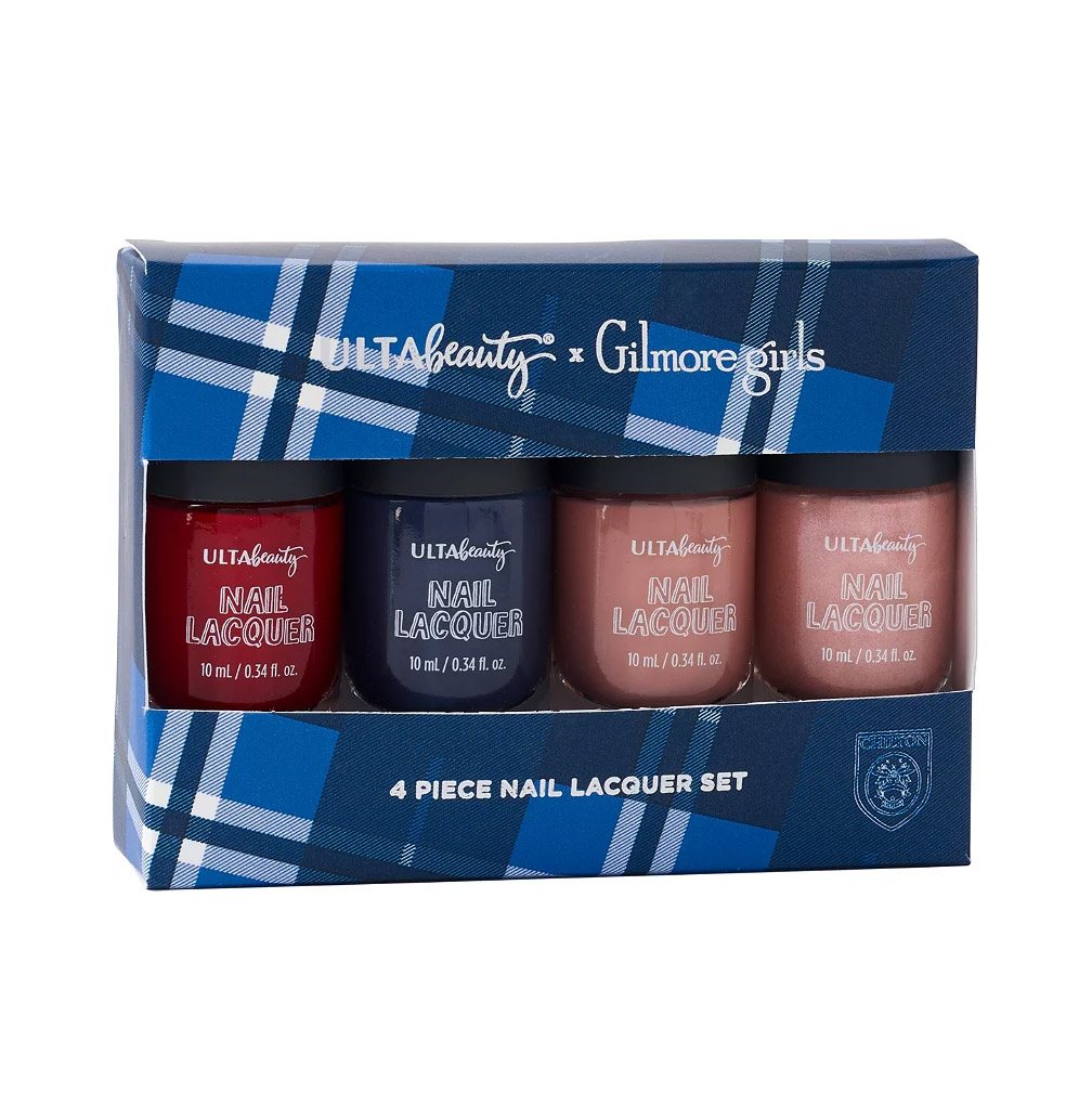 Ulta Beauty x Gilmore Girls Nail Polish Set