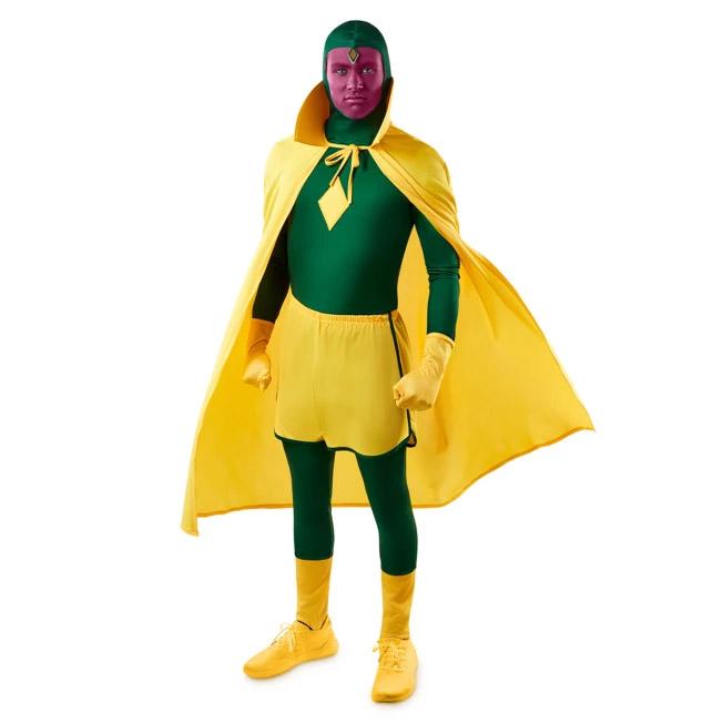WandaVision Vision Halloween Costume