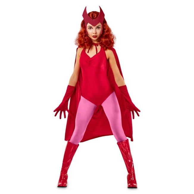 WandaVision Scarlet Witch Halloween Costume