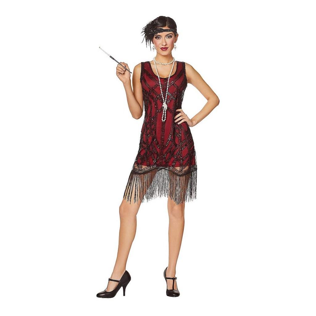 Women's Flapper Halloween Costume
