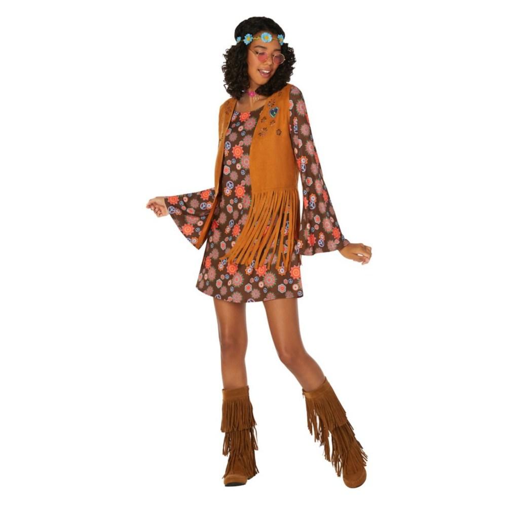 Women's Hippie Costume