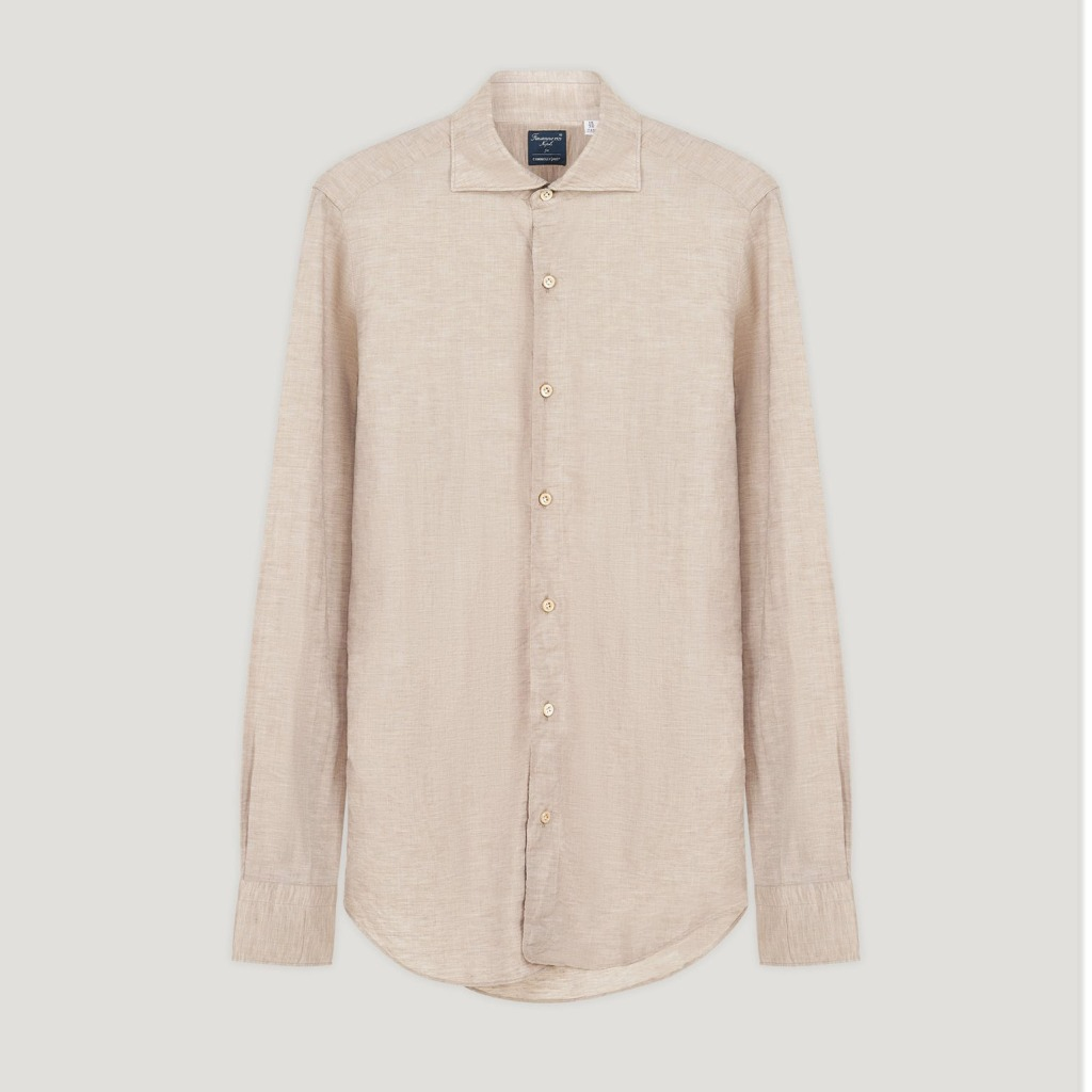 007 x Connolly No Time to Die Linen Shirt