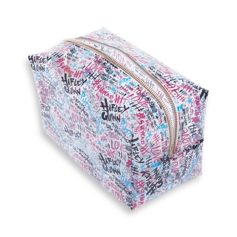 Revolution x Harley Quinn Puddin' Makeup Bag