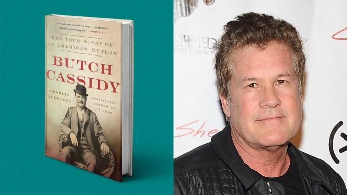 'Butch Cassidy,' Scott Steindorff