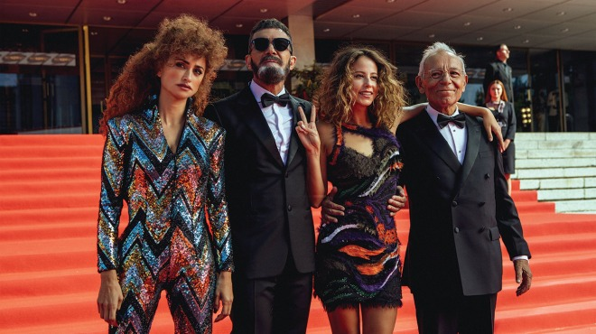 Venice Hot List: 'Becoming Led Zeppelin', Antonio Banderas-Starrer and More Films Generating Sales Buzz