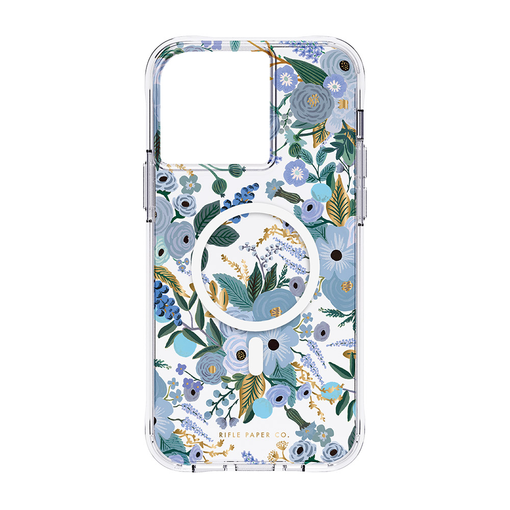 Case-Mate x Rifle Paper Co. MagSafe Garden Party iPhone 13 Case
