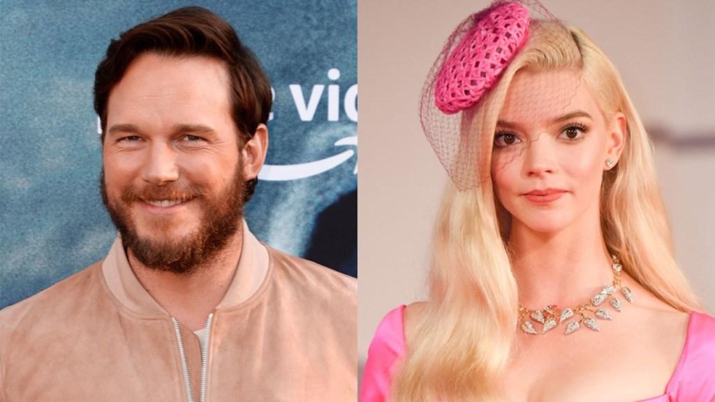 Chris Pratt and Anya Taylor-Joy to Star in Animated 'Super Mario Bros.' Film | THR News - Hollywood Reporter