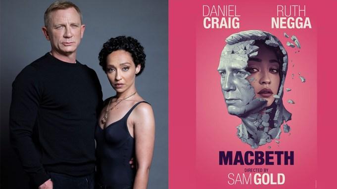 Daniel Craig, Ruth Negga in MACBETH