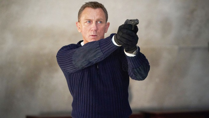 Daniel Craig in No Time To