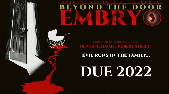 Cult Director Ovidio G. Assonitis Returns to Filmmaking With 'Beyond the Door' Sequel (Exclusive)