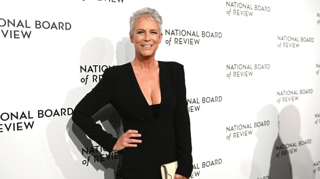 Jamie Lee Curtis Reflects on Venice Lifetime Achievement Award and Special Tribute From 'Halloween' Set