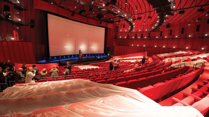The David Geffen Theater