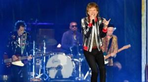 Rolling Stones Tour 2021