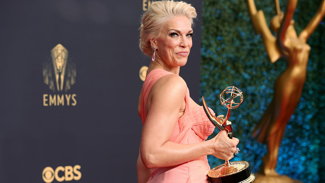Emmys 2021: Hannah Waddingham Wins Supporting Actress for Ted Lasso – The  Hollywood Reporter