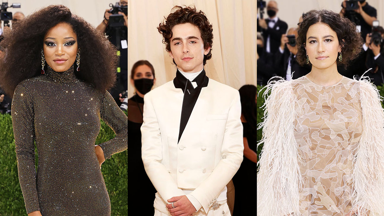 Met Gala 2021: The Best and Most Outrageous Looks – The Hollywood Reporter