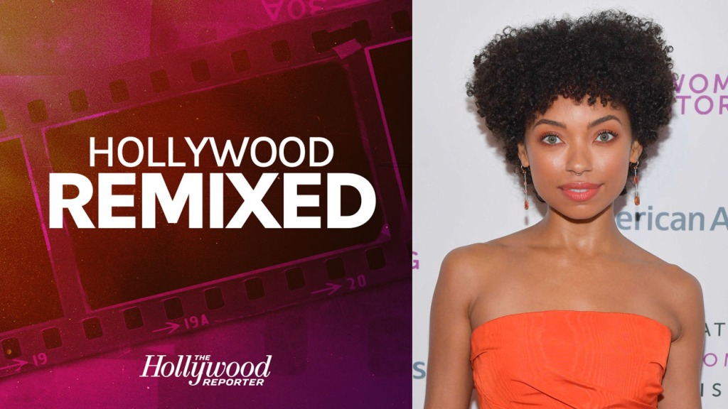 www.hollywoodreporter.com: 'Hollywood Remixed': 'Dear White People' Star Logan Browning Reflects on College Life