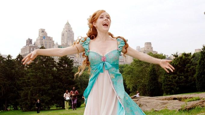 Amy Adams in 'Enchanted'