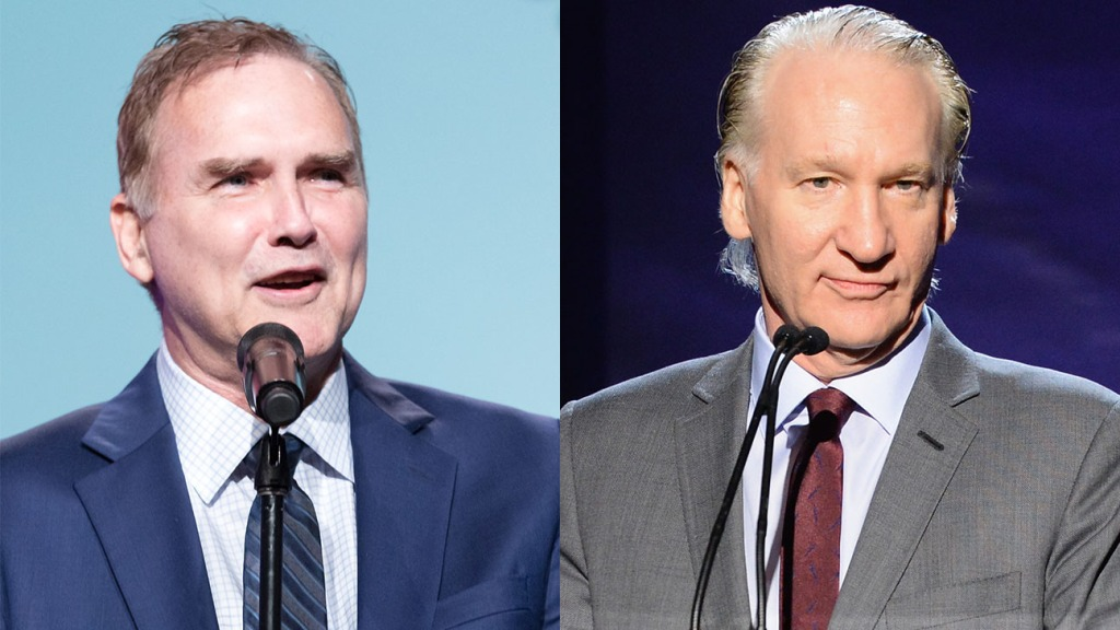 Bill Maher Praises Norm Macdonald for Keeping Cancer Battle Private - Hollywood Reporter