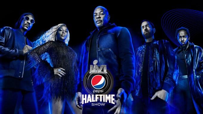 Dr. Dre, Snoop Dogg, Eminem, Mary