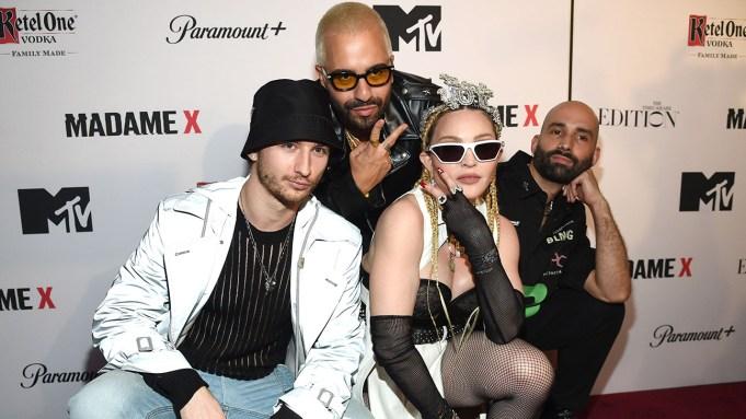 World Premiere of Madonna's Madame X