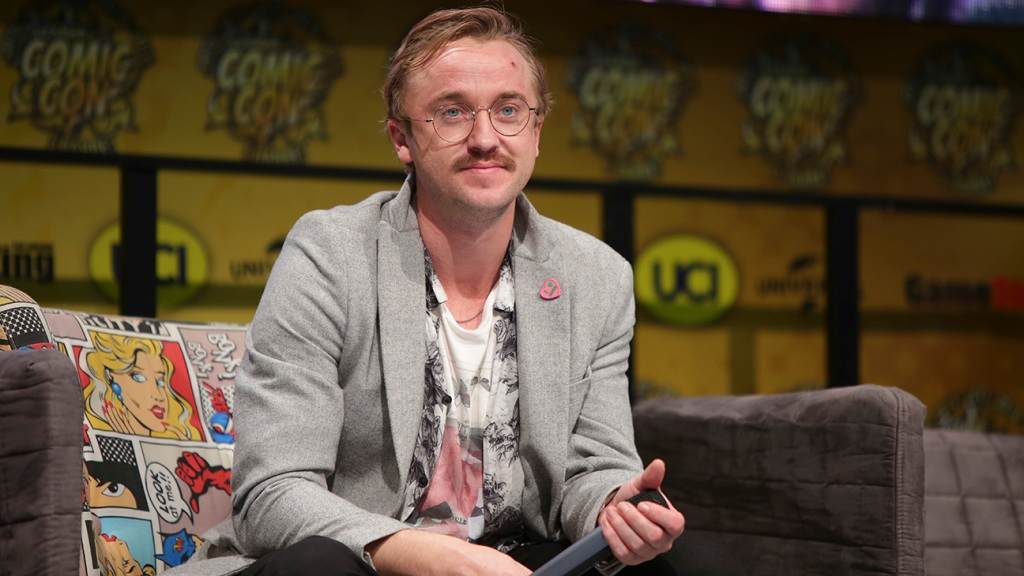 """Tom Felton Says He's """"On the Mend, Officially"""" Following Medical Incident at Golf Tournament"""