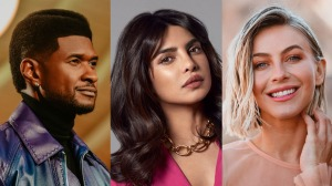 Usher, Priyanka Chopra & Julianne Hough