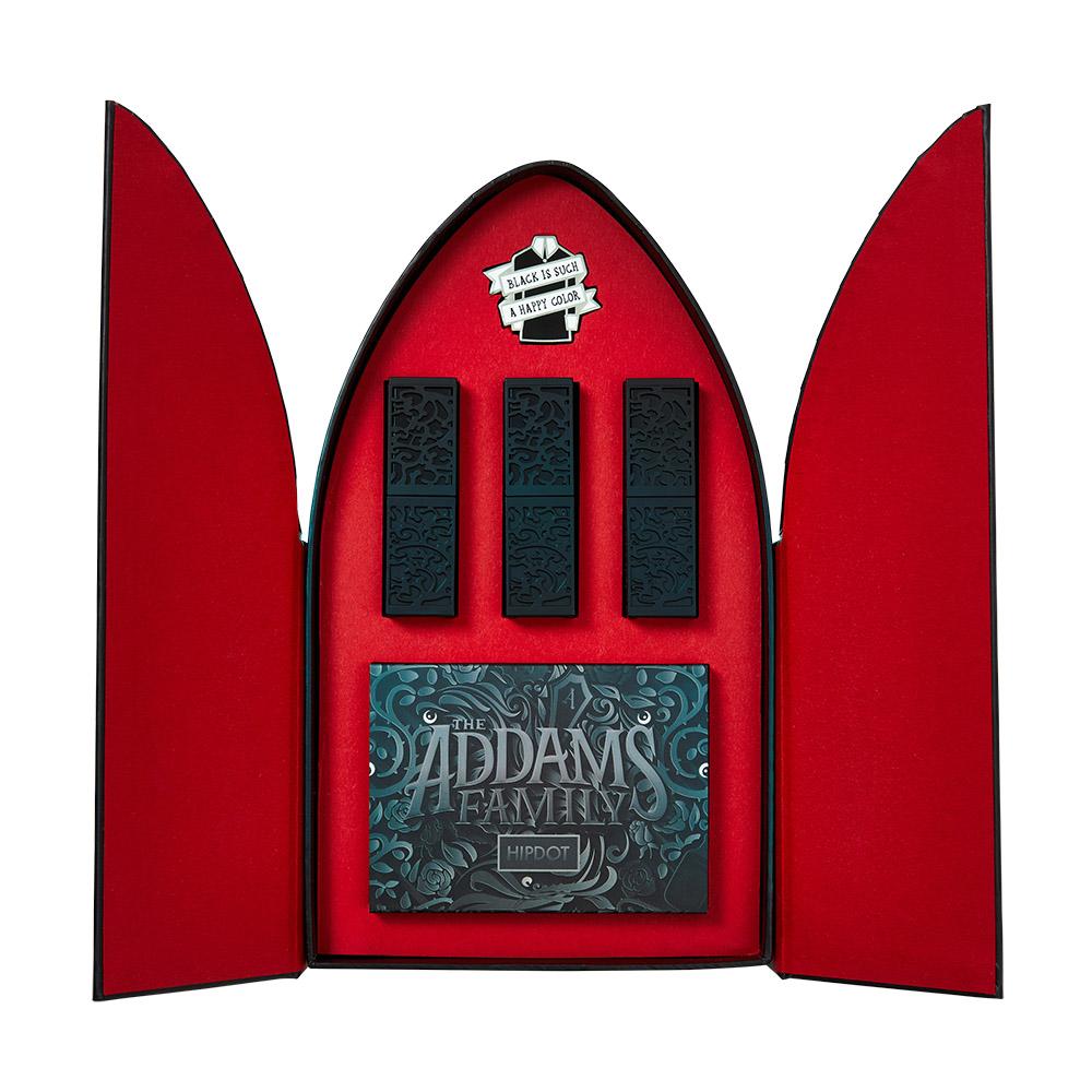 Addams Family x Hipdot Makeup Collection
