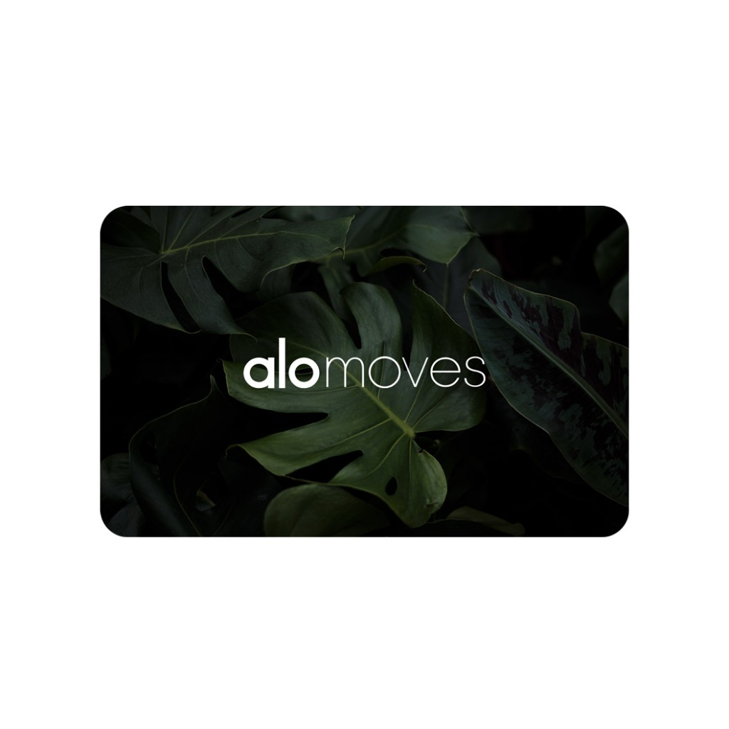 Alo Moves Gift Card
