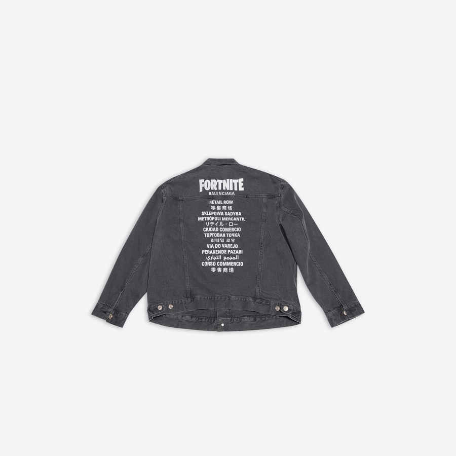 Balenciaga Fortnite Shirt Large Fit