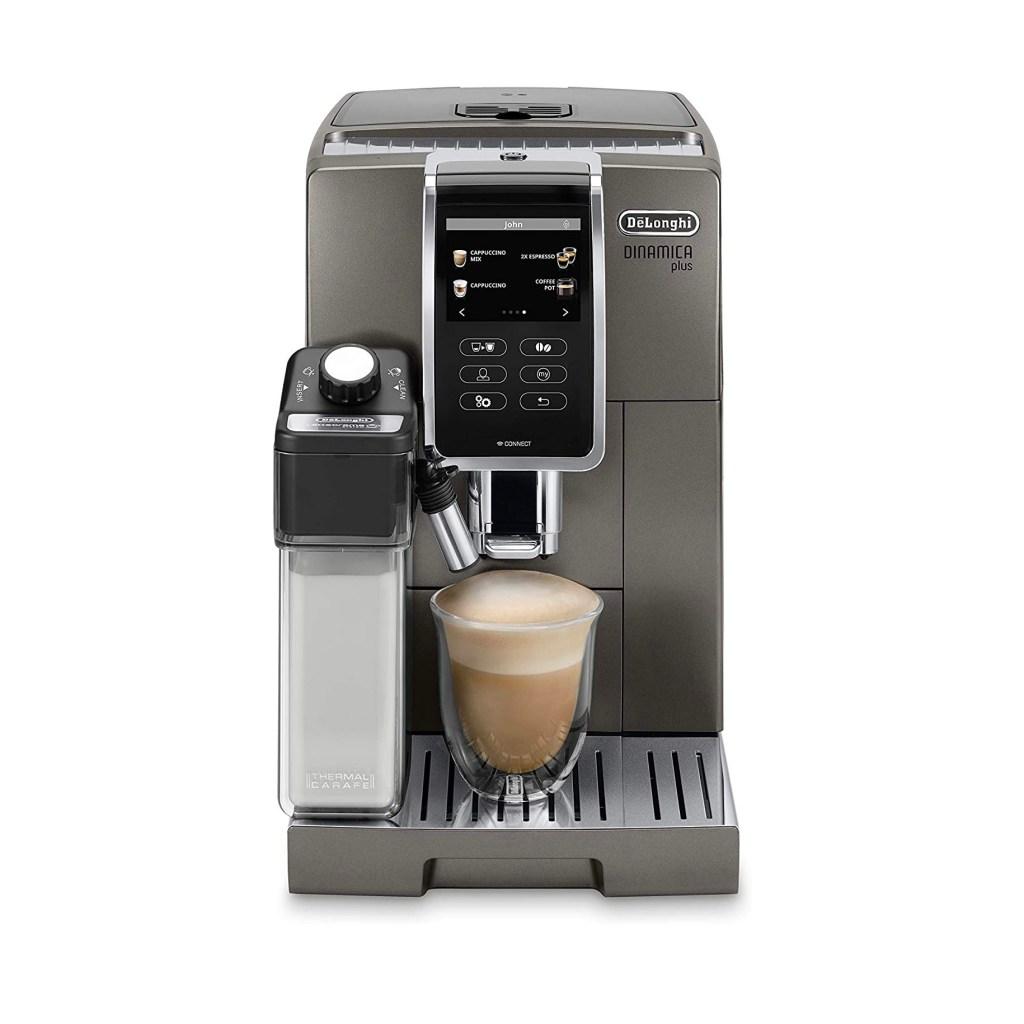 De'Longhi Dinamica Plus Automatic Espresso Machine