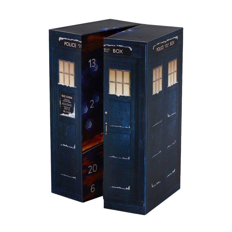Doctor Who Tardis Advent Calendar