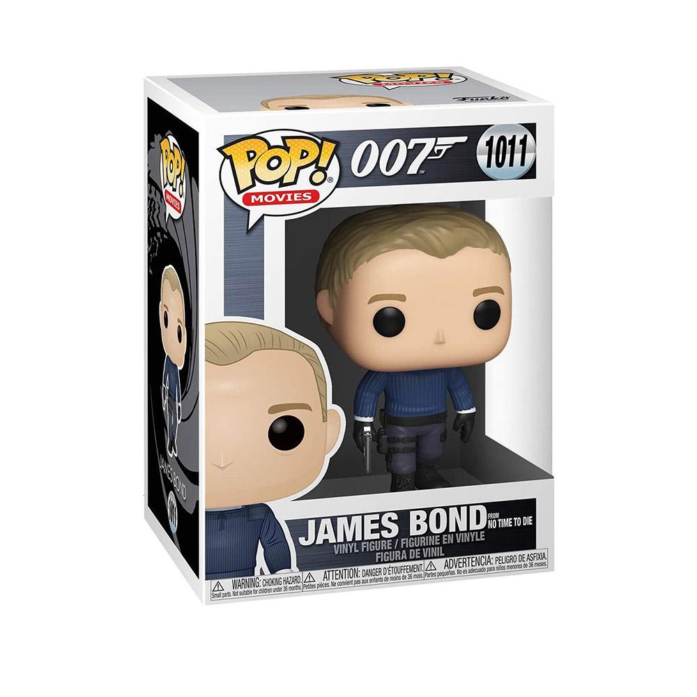 Funko Pop! James Bond No Time to Die Vinyl Figurine