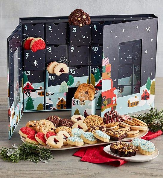 Harry & David Advent Cookie Calendar