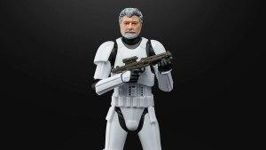 George Lucas stormtrooper